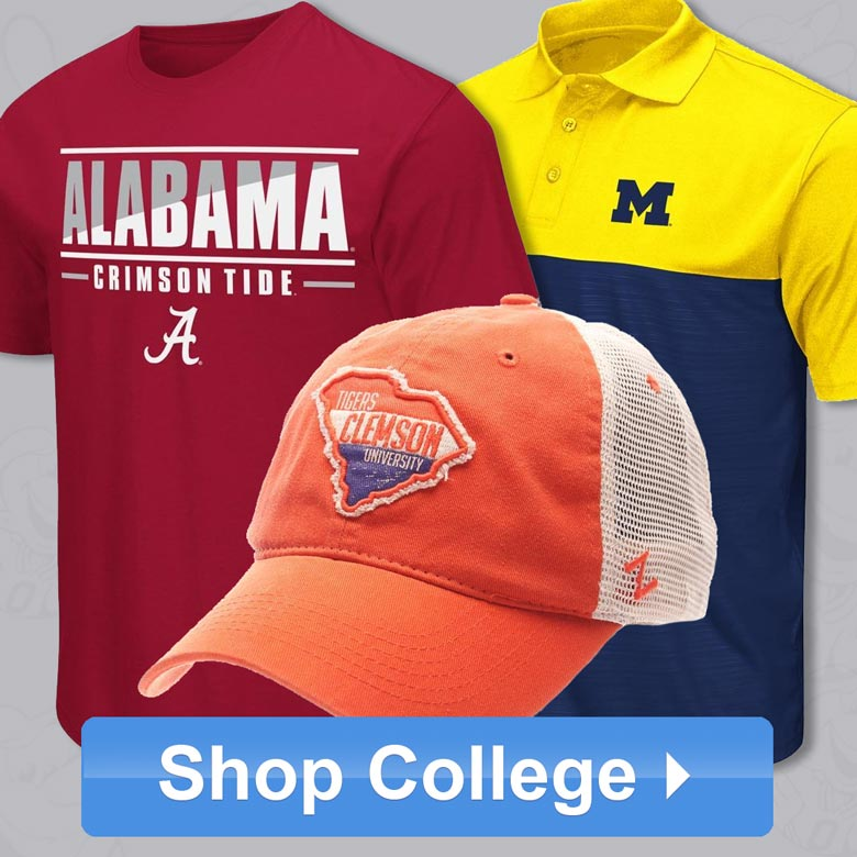 Shop Our College Football Store For Free Shipping On Every Item No